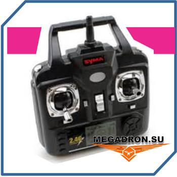 Пульт ДУ, для радиоуправляемого квадрокоптера с камерой syma x5c. Продажа в Новосибирске на сайте www.megadron.su